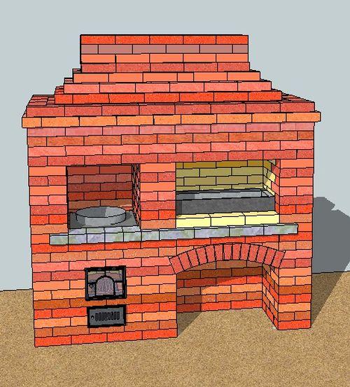 Програма рассчитать кирпич на барбекю можно ли установить дровяной камин в квартире
