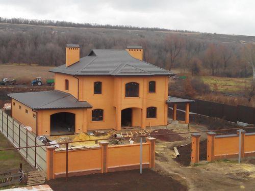 Проект дома с мансардой своими руками фото 315